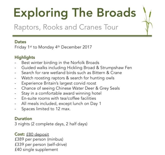 Norfolk Broads Flyer