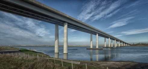 sheppey bridge